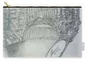 Drawing A Masterpiece  Carry-all Pouch