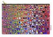 Drawing Color Abstract#5335wctw Carry-all Pouch