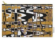 Drawing Composition Abstract Carry-all Pouch