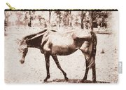 Drawn Ranch Horse Carry-all Pouch