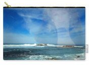 Drawn To The Sea Carry-all Pouch