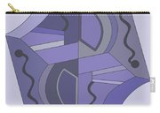 Drawn2abstract229 Carry-all Pouch