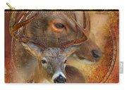 Dream Catcher - Autumn Deer Carry-all Pouch