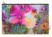 Dream Flowers Carry-all Pouch