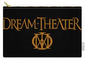 Dream Theater Logo Carry-all Pouch