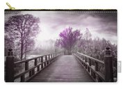 Dreaming At Dawn In Pink Carry-all Pouch