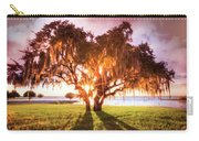 Dreaming At Sunrise Carry-all Pouch