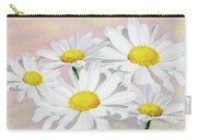 Dreaming Of Daisies Carry-all Pouch