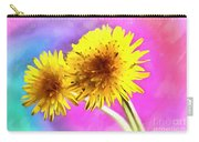 Dreaming Of Dandelions Carry-all Pouch