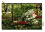 Dreaming Of Spring Carry-all Pouch by Sandy Keeton