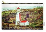 Dreaming Of The Georges Island Light In Halifax Carry-all Pouch