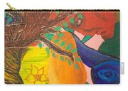 Dreaming Tree Abstract Carry-all Pouch