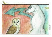 Dreamkeepers Carry-all Pouch by Brandy Woods