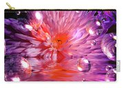 Dreams 3 Chrysanthemum Carry-all Pouch