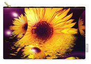 Dreams 4 - Sunflower Carry-all Pouch