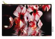 Dreams 5 - Floral Carry-all Pouch