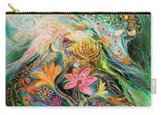 Dreams About Chagall. The Sky Violin Carry-all Pouch