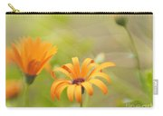 Dreams Of Orange Symphony In Spring  Carry-all Pouch