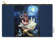 Dreams On A Moonlit Night Carry-all Pouch