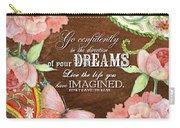 Dreams - Thoreau Carry-all Pouch