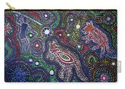 Dreamtime Of The Dingo Carry-all Pouch
