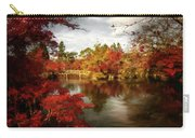 Dreamy Autumn Impressionism Carry-all Pouch