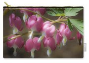 Dreamy Bleeding Hearts Carry-all Pouch