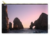Dreamy Cabo Sunset The Arch Carry-all Pouch