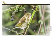 Dreamy Greenfinch. Carry-all Pouch