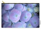 Dreamy Hydrangea In Purple And Blue  Carry-all Pouch