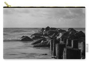 Dreamy Jettie Grayscale Carry-all Pouch