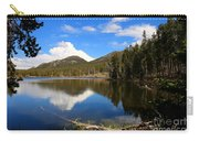Dreamy Lake In The Rockies Carry-all Pouch