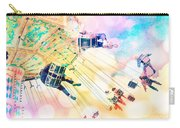 Dreamy Pastel Carnival Carry-all Pouch