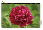Dreamy Peony Carry-all Pouch by Sandy Keeton