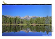 Dreamy Reflex At Sprague Lake Carry-all Pouch