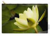 Dreamy Water Lilly Carry-all Pouch