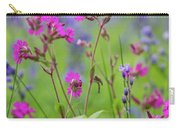 Dreamy Wildflowers Carry-all Pouch
