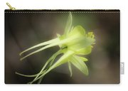 Dreamy Yellow Columbine Carry-all Pouch