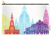 Dresden Skyline Pop Carry-all Pouch
