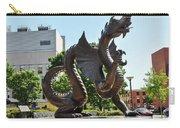 Drexel University Dragon - Philadelphia Pa Carry-all Pouch