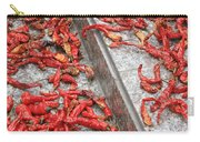 Dried Chili Peppers Carry-all Pouch