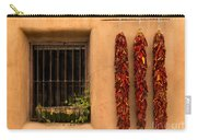 Dried Chilis And Window Carry-all Pouch