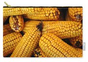 Dried Corn Cobs Carry-all Pouch