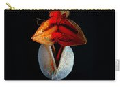 Composition With Dried Flowers Red Hat. Carry-all Pouch