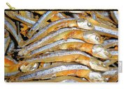 Dried Small Fish 3 Carry-all Pouch