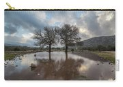 Dried Tree Reflected Carry-all Pouch