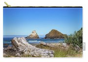 Driftwood And Rocks Carry-all Pouch