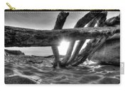 Driftwood B/w Carry-all Pouch