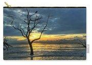 Driftwood Beach Sunrise Jekyll Island Georgia Carry-all Pouch