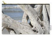 Driftwood Detail Carry-all Pouch